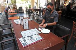 Eateries remain optimistic as vaccination rate increases