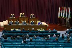 Libya parliament agrees to parliamentary election law, spokesperson says
