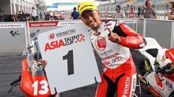 SIC negotiating Damok's spot on Moto3 team
