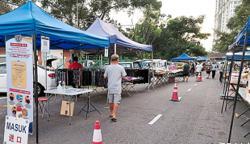 Association aiming to reopen pasar malam soon