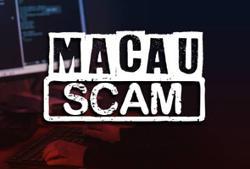 Company exec loses RM1.3mil in Macau Scam