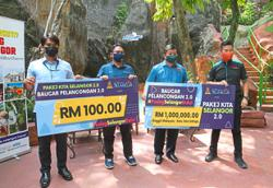 Voucher subsidy to boost Selangor tourism
