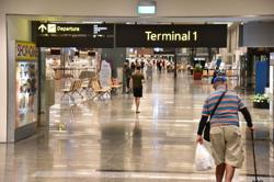 Fire in Changi Airport Terminal 1 basement; 3 bus services diverted