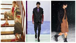 Cool, quirky and trendy, menswear roars back to the life for Autumn/Winter 2021