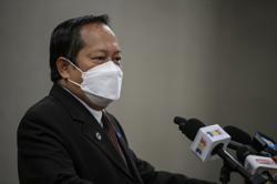 Ahmad Maslan pulls out of the running to be Dewan Rakyat Deputy Speaker