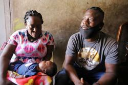 Two Haitian families, two diverging fates at U.S.-Mexico border