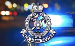 Motorcyclist skidded and hit divider before crash near IJN, say police