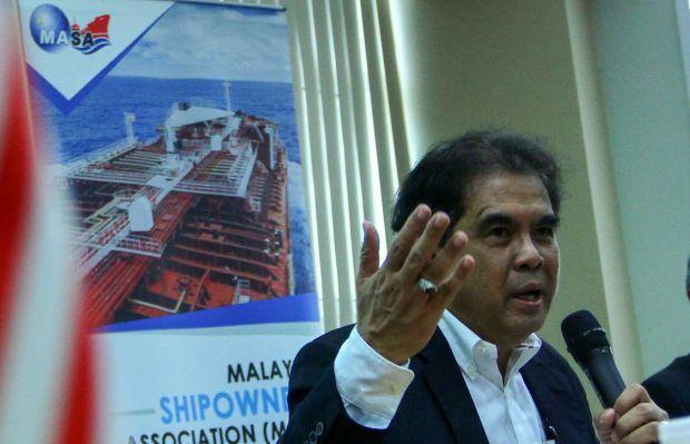 Malaysian shipowners association Abdul Hak Md Aamin