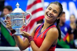 Tennis-Raducanu hungry for more after U.S. Open triumph
