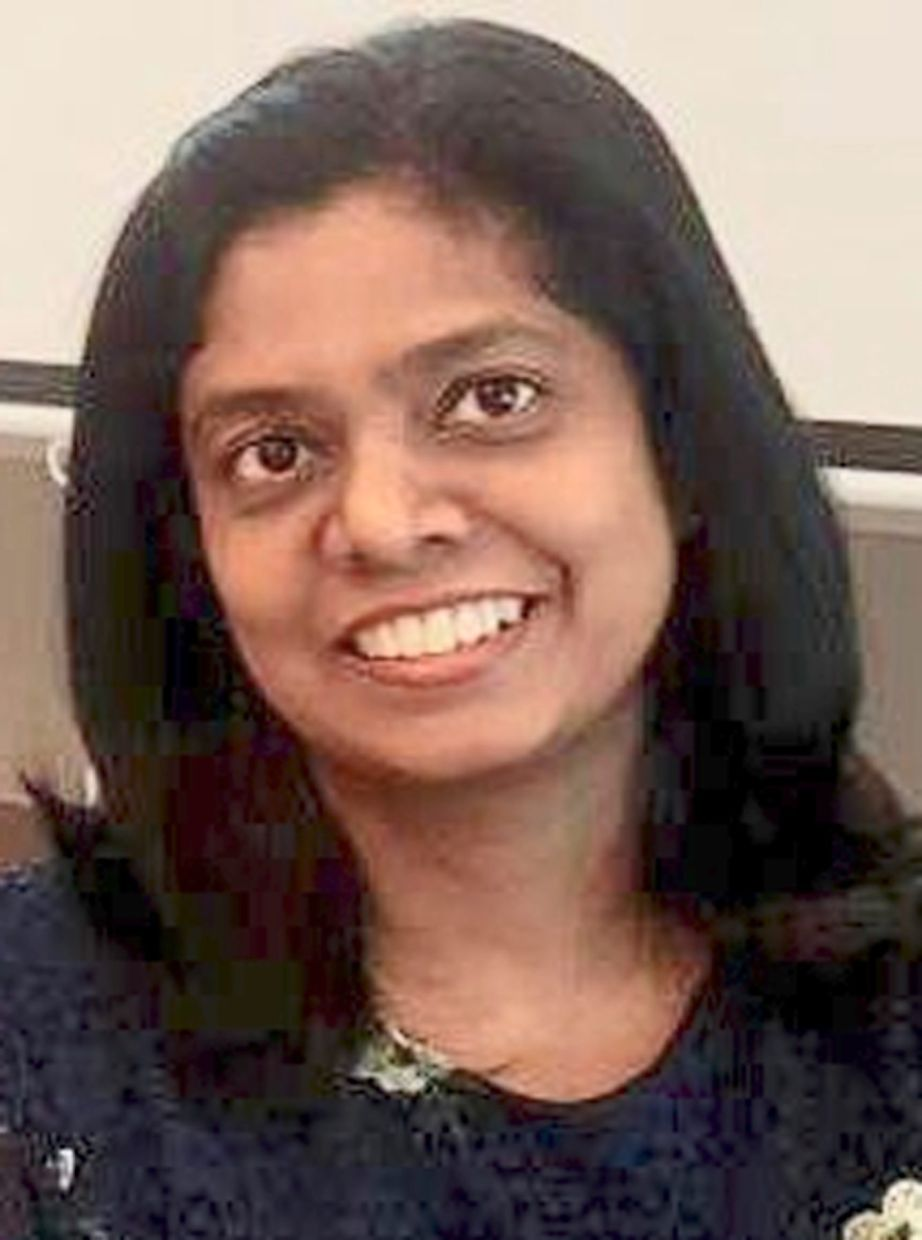 Dr Suganthy: It is not her first time winning something from The Star as she took part in a slogan-writing contest about four years ago and won a TV.
