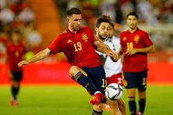 Soccer-'I'm 300% with Spain' - Laporte ready to face country of birth France