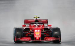 Motor racing-Ferrari hail Sainz's team spirit in Turkish GP qualifying