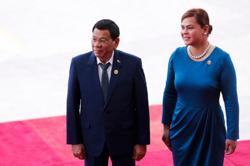 'Run Sara Run': Clamour grows for Duterte daughter presidential bid