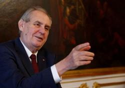 Czech President Zeman in intensive care at key post-election time