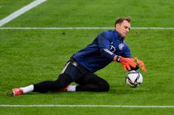 Soccer-Neuer fit as Germany bid to seal World Cup spot in North Macedonia