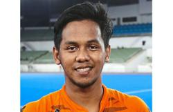 A positional switch pays off for Faizal and national hockey team