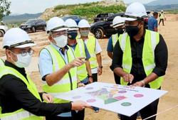 Expedite water plant and land acquisition for KRC, state urged