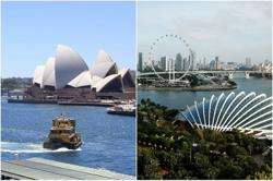 Singapore keen to work on Australia travel after opening to United States