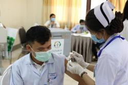 Laos to receive 1.5 million doses of vaccine from South Korea and China this week