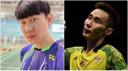 Singer JJ Lin's post on badminton noticed by Malaysian player Lee Chong Wei