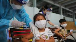 Cambodia begins its booster shot campaign in Phnom Penh; 84% of country's population vaccinated