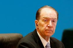 World Bank seeks $100 billion in donations to address 'tragic reversals' in development
