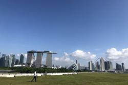 Singapore and Australia leaders meet to discuss new Green Economy Agreement
