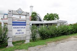 Councillor wants MBPJ to address pollution at crematorium