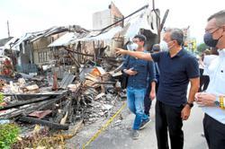 Professionals band together for Karak fire victims
