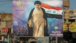 Shi'ite cleric Sadr comes first in Iraq election - officials, sources
