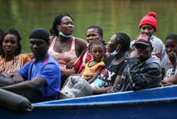 U.S.-bound, 19,000 migrant children cross dangerous jungle - UNICEF