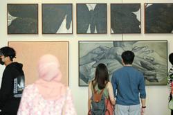 Segaris Art Center reopens with major exhibit, puts art back in the spotlight