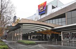 Australian casino suffers share price drop