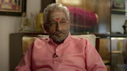 Nedumudi Venu, acclaimed Indian film star, dies at 73