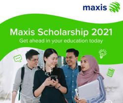 Applications open for Maxis Scholarship Programme