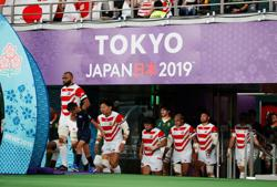 Rugby-Ten uncapped players in Japan squad for Autumn tests