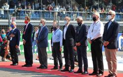 Motor racing-F1 benefiting from cost cap and rule changes, says Brawn