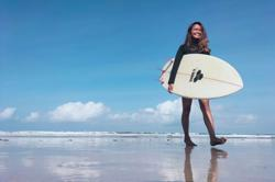 Indonesia: Bali surf school owner eagerly awaiting imminent return of foreign tourists