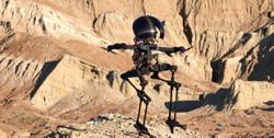 This drone robot created by an American lab could be Iron Man's distant cousin