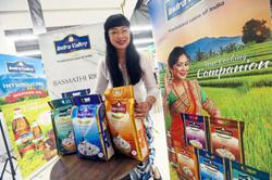 Goodness of basmati rice grabs the spotlight at cooking demo