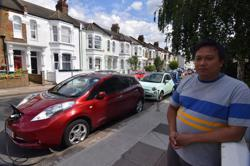Rocking down to Electric Avenue? Good luck charging your car