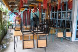 Thirty percent of Malaysian restaurants have closed because of the pandemic