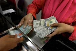 Ringgit climbs for fifth day on recovery hopes