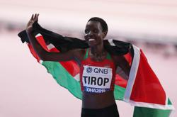 Athletics-World Championship bronze medallist Tirop found stabbed to death