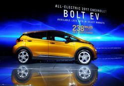 GM extending Bolt production halt for two additional weeks