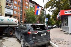 Ten Serbs, 10 policemen injured in Kosovo clashes