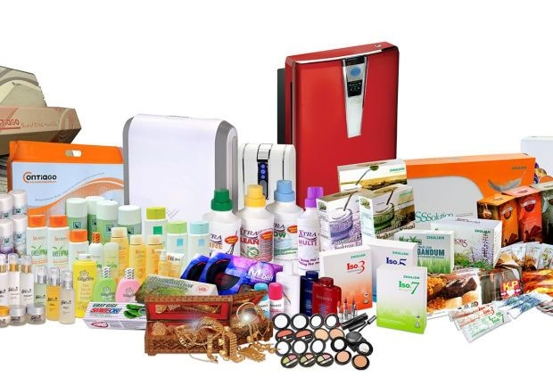 Zhulian products for export