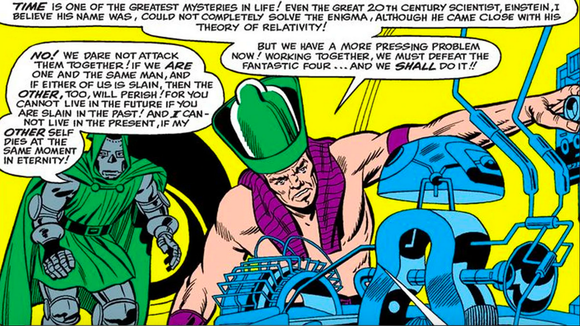 Kang the Conqueror and Dr Doom would be a formidable villain team-up for the MCU Phase 4 heroes to face.