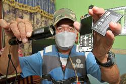 My life vest saved me, says Penang fisherman