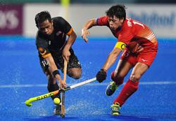 Hockey team pass stressful test to get into world's top 10